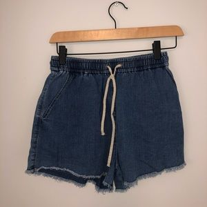 Wilfred Soft Denim Shorts